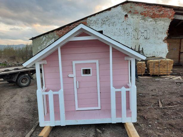 Дитячий будиночок ігрові майданчики