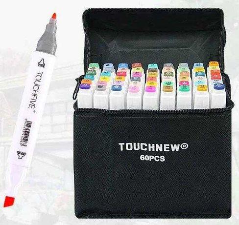 Оригинал TouchNew (Touchfive) набор 60 шт маркеров 6 го поколения