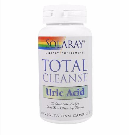 Total Cleanse, мочевая кислота (от подагры)