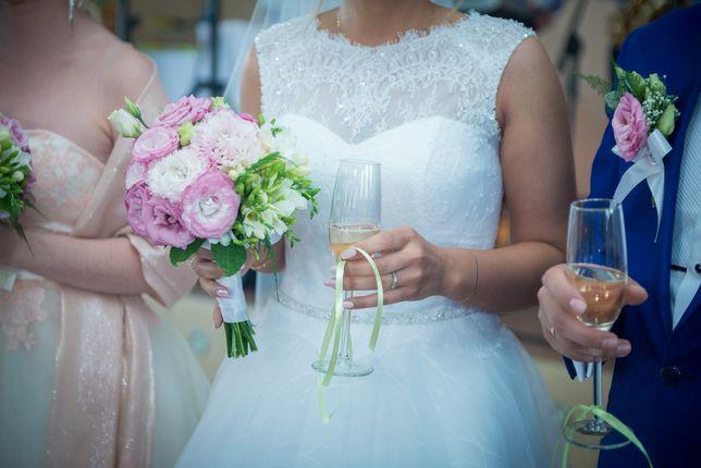 Suknia Ślubna Emma rozmiar 38