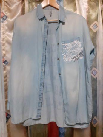 koszule rozmiar L/XL