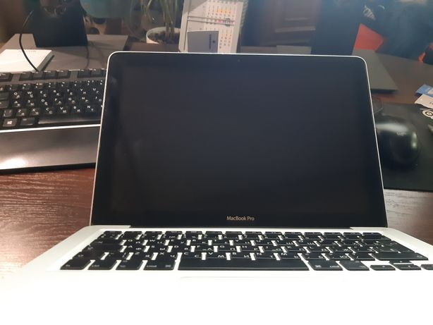 "Macbook pro 13"" late 2011 i5 6gb ram, 120 ssd 500 hdd"