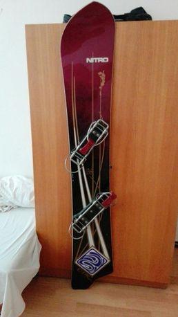Deska snowbordowa NITRO 156