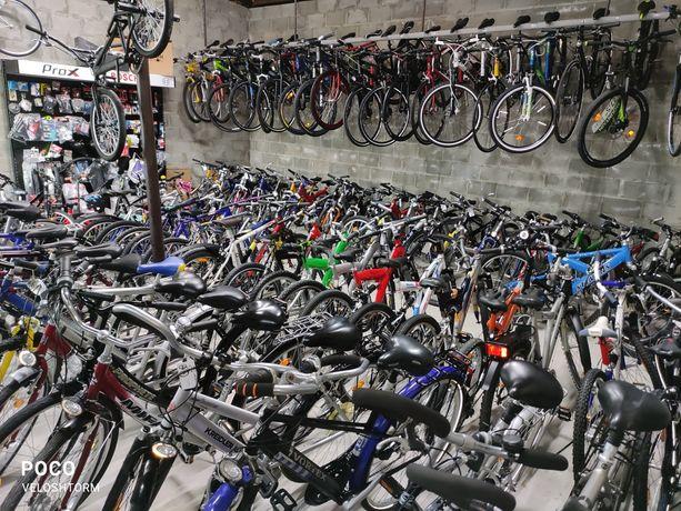 """Велосипеди 24"""" 26"""" 28"""" 29"""" для всієї сім'ї"""