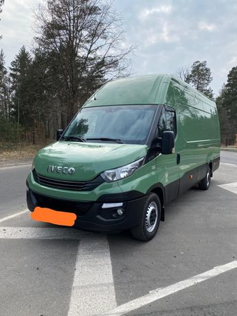Iveco Daily Maxi 35S17 Івеко Дейлі Максі Фургони