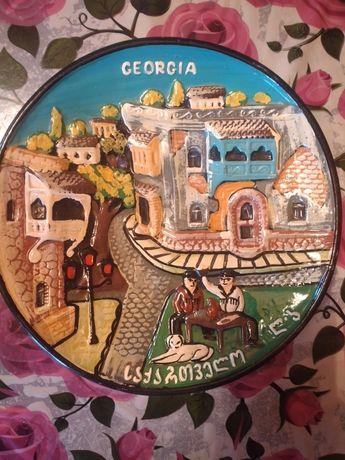 Сувенир из Грузии города Батуми