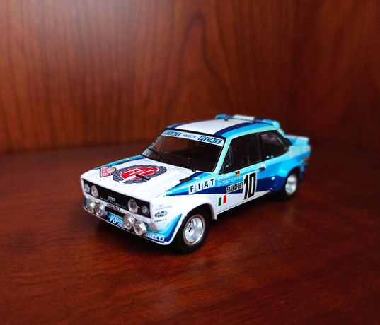 Fiat 131 Abarth Rally Monte Carlo 1980 [1/43]