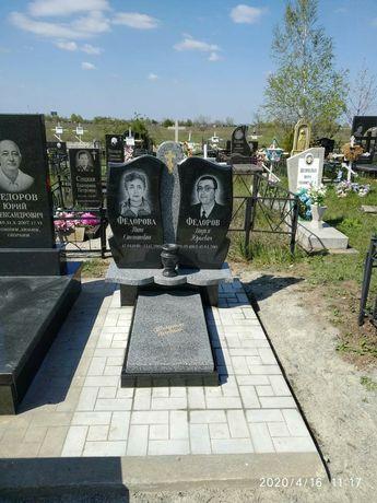 Памятник гранитный 2450гр.