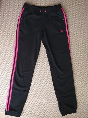 Spodnie dresowe, dresy Adidas rozm. 14-15 lat.