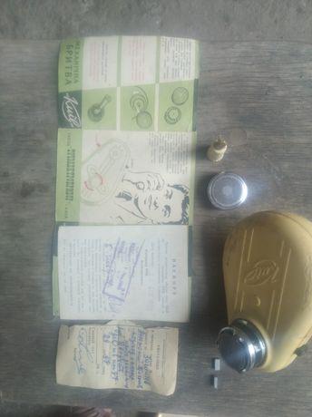Заводная оригинальная бритва с документами