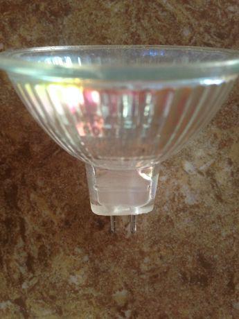 7 lâmpadas de halogénio MR16