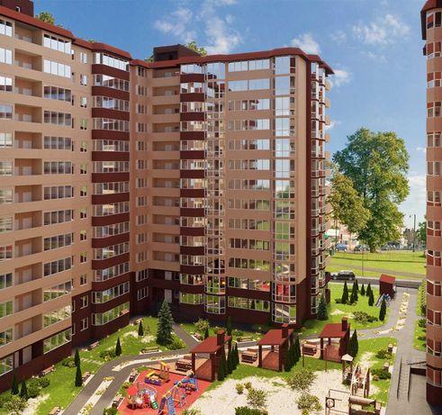 Шикарная квартира с панорамными окнами всего 24400 у.е.