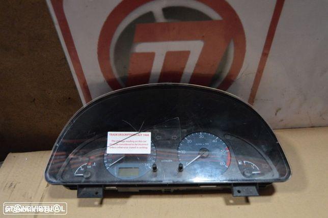 Quadrante Citroen Xsara HDI inglês (milhas)