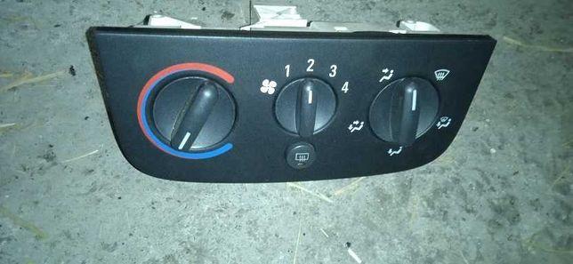 Opel Corsa C panel sterowania nawiewu