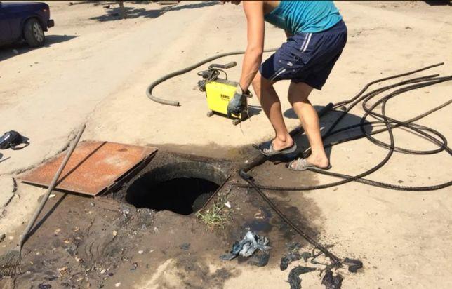 Сантехнические работы, чистка канализации, срочный вызов сантехника