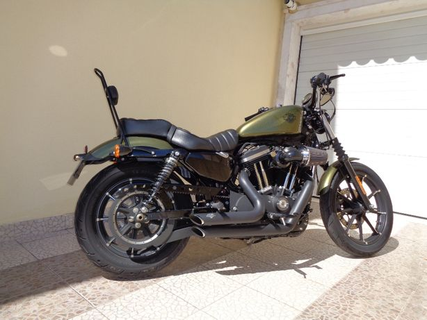 HD Iron 883 Potenciada
