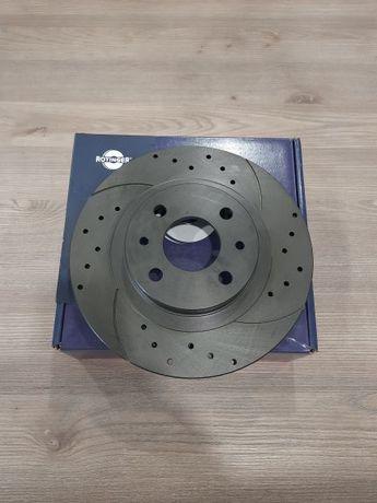 Тормозные диски ВАЗ 2110, 2111, 2112 Приора Калина r 13 r14 вент.