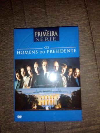 Os Homens do Presidente Serie 1