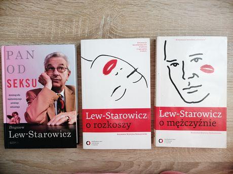 Lew-Starowicz o mężczyźnie o rozkoszy Pan od seksu Dlaczego mężczyźni