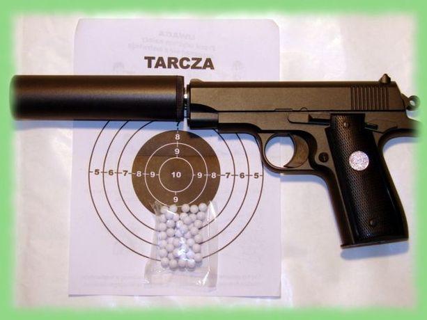 Pistolet na kulki Broń COLT METAL ASG