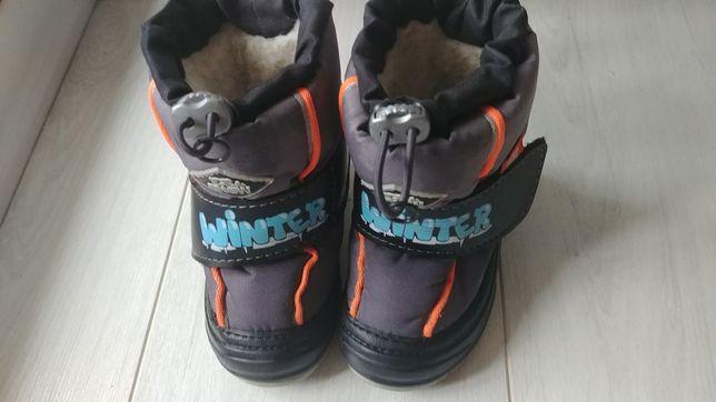 Demar, термо ботинки, зима, польша