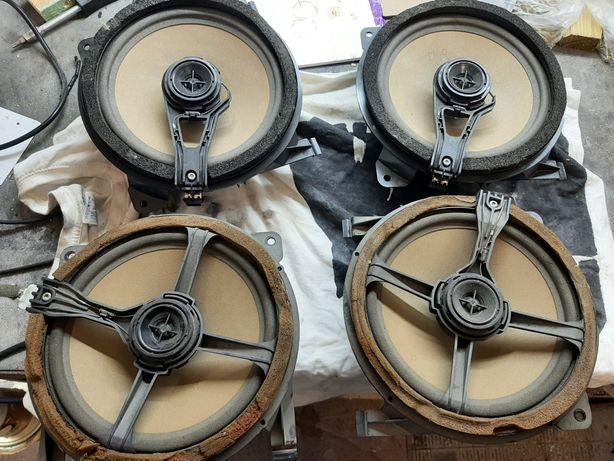 Głośniki półka tył volvo s80