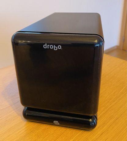 Drobo D4D + Droboshare NAS com discos 2.75TB