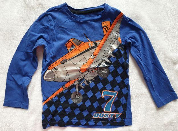 Disney H&M bluzka z dł. rękawem 3-4lata 104cm