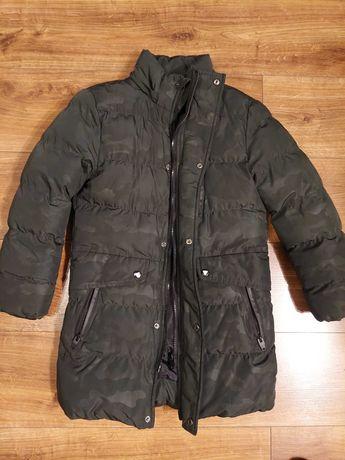 Zimowa kurtka chłopięca Carry Kids rozmiar 134 cm 8-9 lat