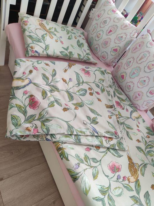 Постельное белье в детскую кроватку Песочин - изображение 1