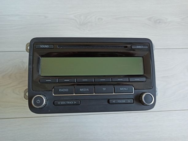 Radio samochodowe Blaupunkt VW