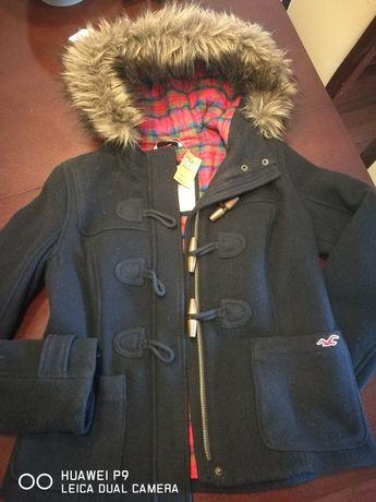 Nowy płaszczyk kurtka Hollister rozm M