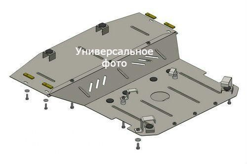 Защита двигателя картера на Skoda Octavia/Fabia/Super B/Rapid/Roomster