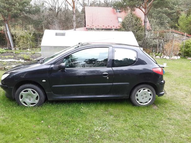 Peugeot 206 1.4, 2005
