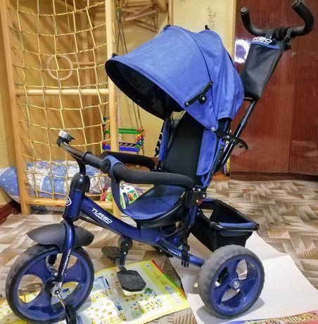 Детский трехколесный велосипед, дитячий триколісний велосипед