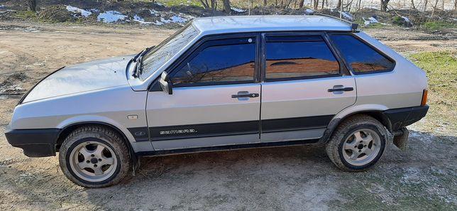 Ваз 21093 машина девятка 2002 год