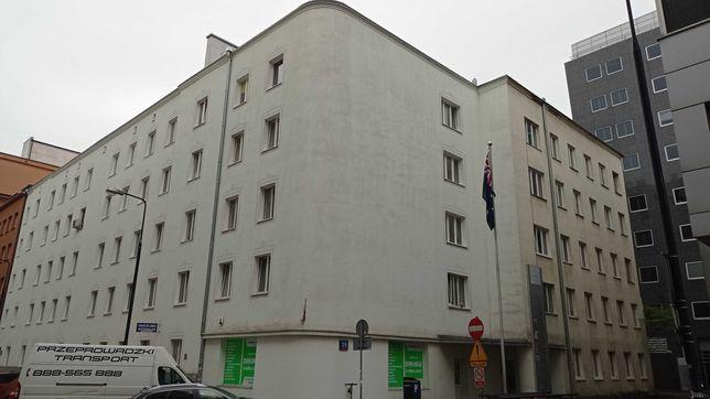 Bezpośrednio 46,39 m2 mieszkanie 3,5 m wysokości KAMIENICA Nowogrodzka