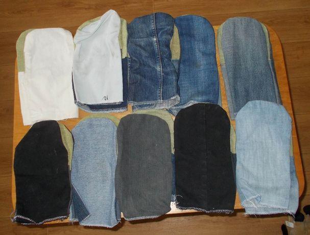 Рабочие рукавицы 10 пар