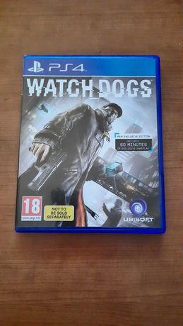 Watch dogs PS4 - Ler anúncio!