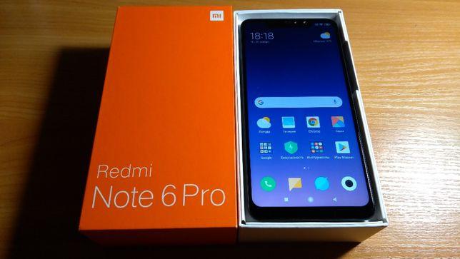Xiaomi Redmi Note 6 PRO на запчасти (Разборка)