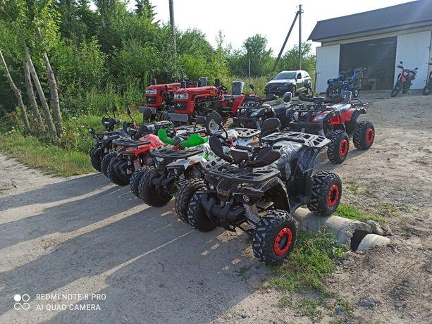 Продам квадроцикл  ATV-125 LUX