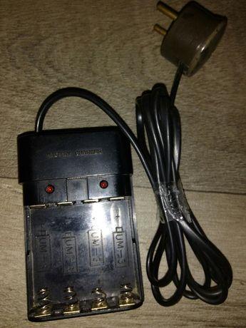 Зарядное  для аккумуляторов Ni-MH, Ni-Ca  тип АА, ААА ток150 мА