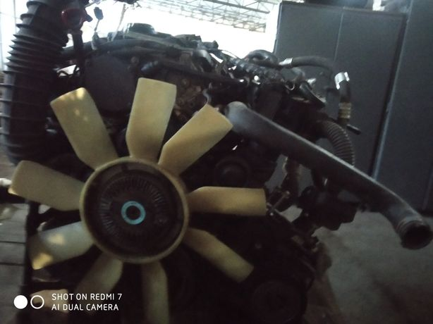 Продам Двигатель мерседес 646:115