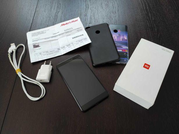 Telefon Smartphone Xiaomi Mi MAX 2 - 4GB/64GB DUŻY EKRAN + 2x ETUI