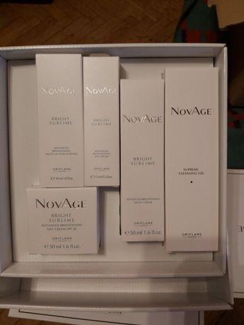 Sprzedam zestaw NovAge do każdej cery