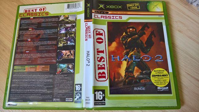 Halo 2 - gra na XBOX 360 (wersja pudełkowa, edycja best of)