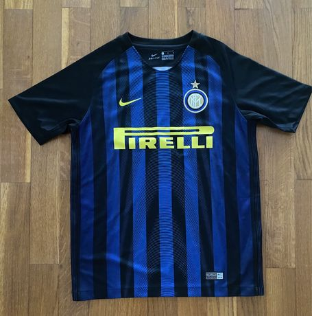 Camisola futebol Nike Internazionale Milano tamanho junior