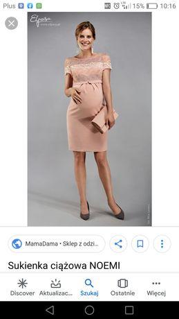 Sukienka ciążowa NOEMI M