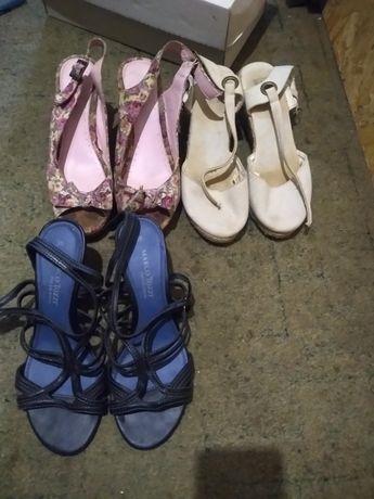 Женская обувь, босоножки