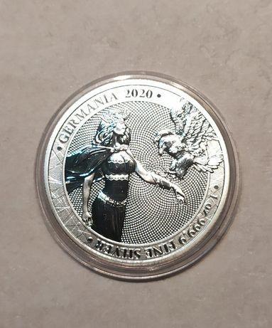 Moneta kolekcjonerska Germania 2020